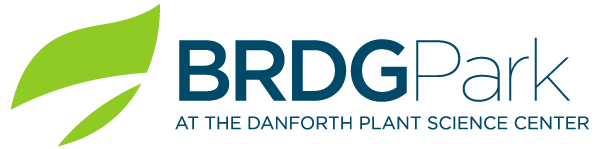 BRDG Park at the Danforth Center Logo