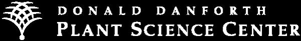 Donald Danforth Plant Science Center Logo White